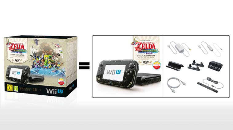 Игровой бандл Wii U