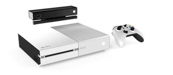 Цвет белый Xbox One