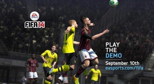 demo FIFA 14