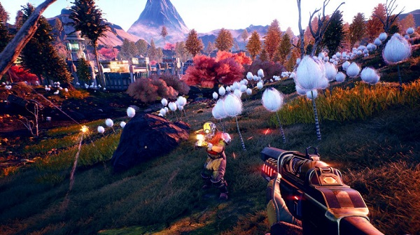 The Outer Worlds для PS4 русская версия