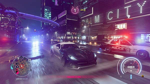 Need for Speed Heat для PS4