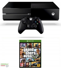 Xbox One Bundle GTA V