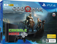 Sony PlayStation 4 1Tb God Of War