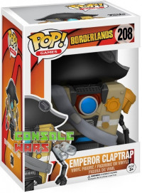POP! Vinyl Games Borderlands: Emperor Claptrap