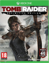 Tomb Raider Definitive Edition (Xbox One)