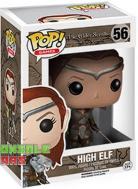 POP! Vinyl Skyrim High Elf