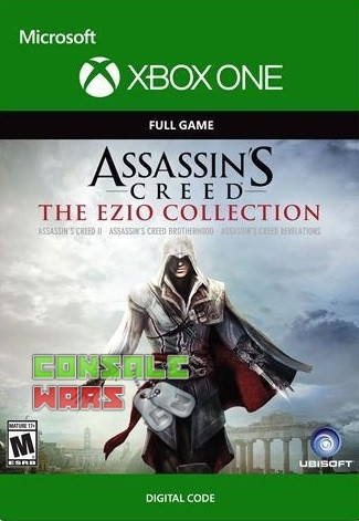 Assassins Creed The Ezio Collection (Xbox One Key)