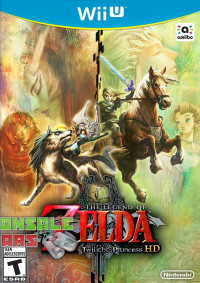 The Legend of Zelda Twilight Princess HD (Wii U)