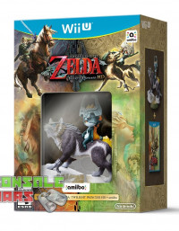 Legend of Zelda Twilight Princess Limited Edition (Wii U)