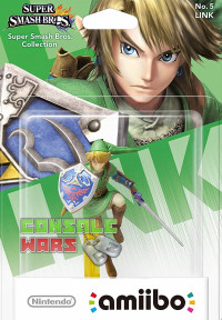 Amiibo Super Smash Bros. Link #5