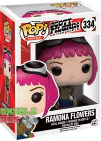 POP! Vinyl Scott Pilgrim Ramona Flowers