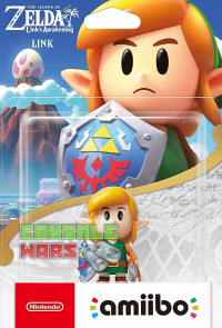 Amiibo The Legend of Zelda Link's Awakening Link