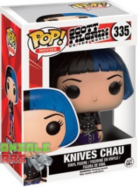 POP! Vinyl Scott Pilgrim Knives Chau