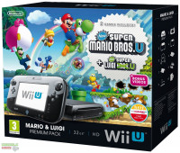 Wii U Premium New Super Mario Bros U
