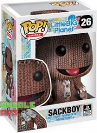POP! Vinyl Little Big Planet Sackboy