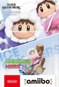 Amiibo Super Smash Ice Climbers # 68