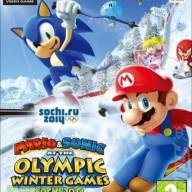 Mario & Sonic at the Olympic Winter Games Sochi 2014 (Wii U) - Wiiu Mario & Sonic at the Olympic Winter Games Sochi 2014