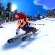 Mario & Sonic at the Olympic Winter Games Sochi 2014 (Wii U) - Купить Wiiu Mario & Sonic at the Olympic Winter Games Sochi 2014