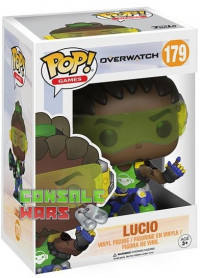 POP! Vinyl Games Overwatch: Lucio