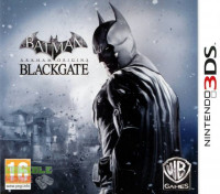 Batman Arkham Origins Blackgate (3DS)