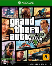 GTA5 Grand Theft Auto 5 (Xbox One)
