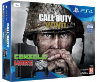 Sony PlayStation 4 1Tb Call of Duty WWII