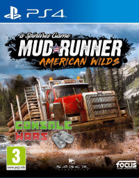 Spintires MudRunner American Wilds (PS4)