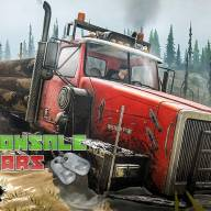Spintires MudRunner American Wilds (PS4) - Spintires MudRunner American Wilds (PS4)