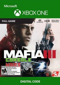 Mafia III Deluxe Edition (Xbox One Key)