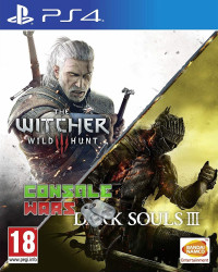 Dark Souls 3 + The Witcher 3 (PS4)