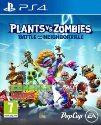 Plants Vs Zombies Battle For Neighborville (PS4)