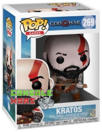 POP! Vinyl: Games: God of War 4 Kratos