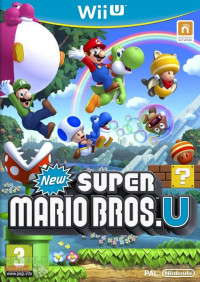 New Super Mario Bros. U (Wii U)
