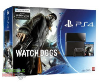 Sony PS4 (500 Gb) + Watch Dogs