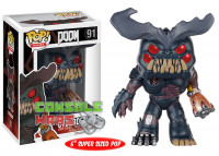"POP! Vinyl Games Doom: 6"" Cyberdemon"