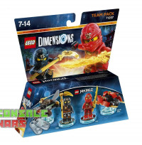 LEGO Dimensions Team Pack Ninjago