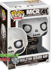 POP! Vinyl MCR Skeleton Gerard Way
