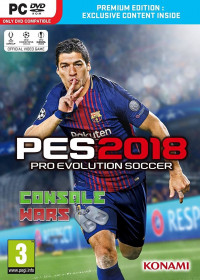 Pro Evolution Soccer 2018 (PES 2018) (Steam / PC)