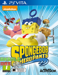 SpongeBob HeroPants (PS Vita)