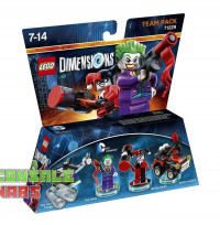 LEGO Dimensions Team Pack Joker and Harley