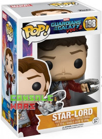 POP! Bobble: Marvel Guardians of the Galaxy 2 Star-Lord