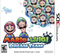 Mario & Luigi Dream Team (3DS)