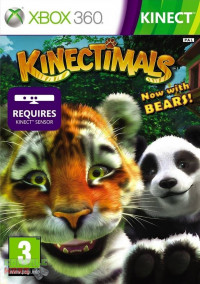 Kinectimals: Now with Bears! (Xbox 360)