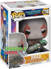 POP! Bobble: Marvel Guardians of the Galaxy 2 Drax