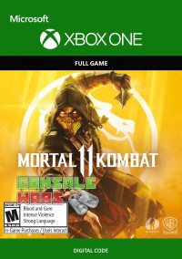 Mortal Kombat 11 (Xbox One Key)