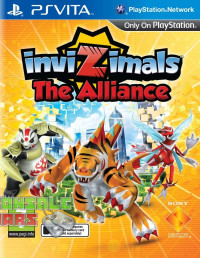 Invizimals The Alliance (PS Vita)
