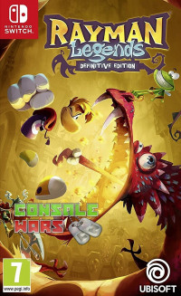 Rayman Legends (Nintendo Switch)