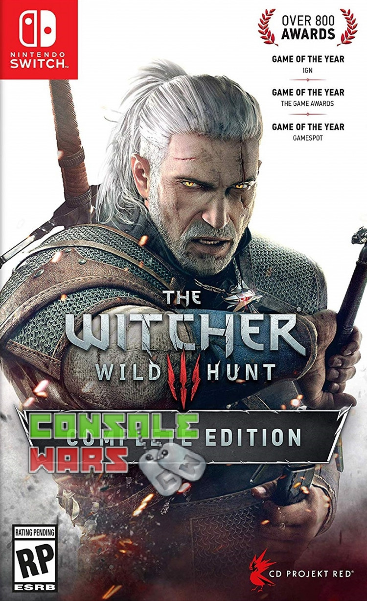 The Witcher 3 Complete Edition | Ведьмак 3 (Nintendo Switch)