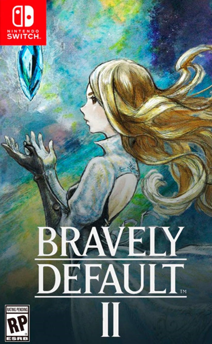 Bravely Default 2 (Nintendo Switch)