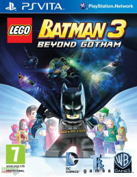 LEGO Batman 3 Beyond Gotham (PS Vita)